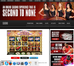 BOL Casino Games Page