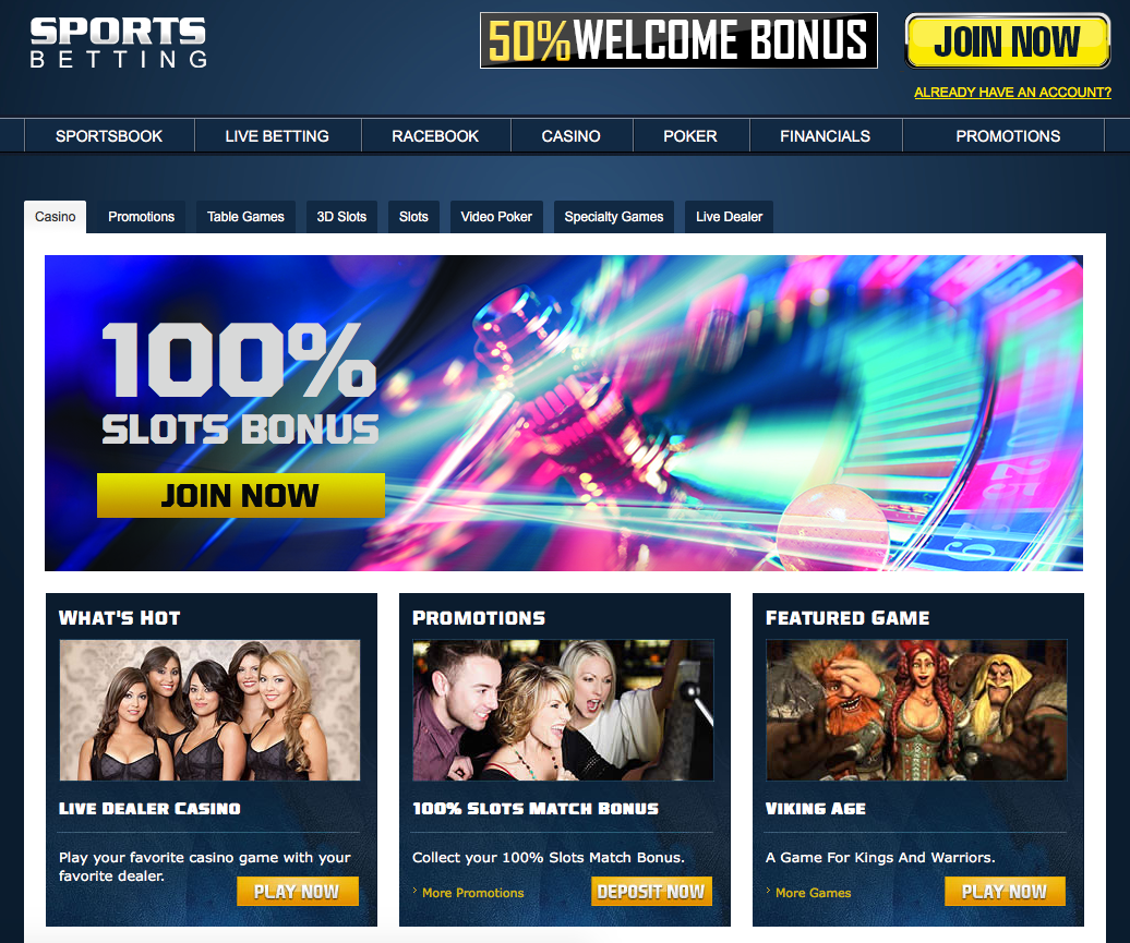 Sports Betting Casino Review 2019 - A Top Site For Your Betting Needs?