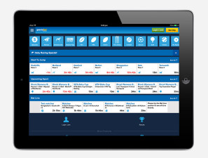iPad Tablet Betting Guide